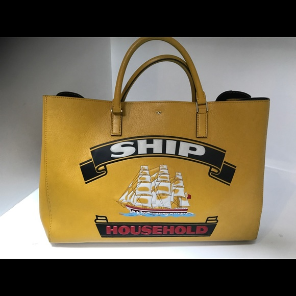 221b3a7e96dd Anya Hindmarch Handbags - Anya Hindmarch Ebury Ship Household Tote