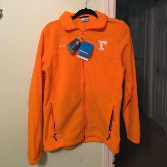 University of Tennessee Volunteers Columbia Jacket NWT