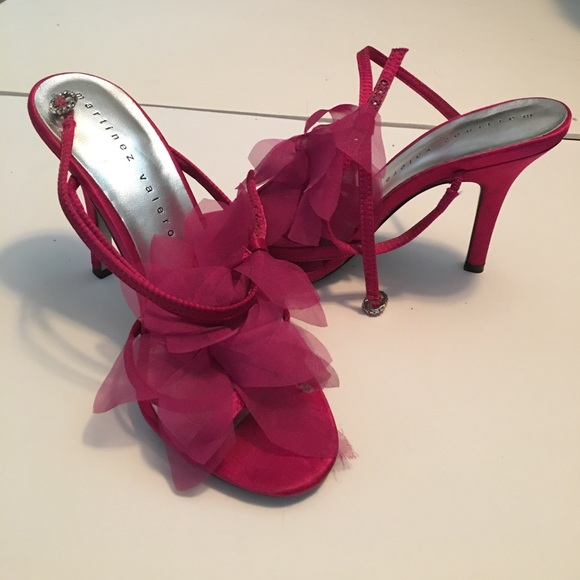 Shoes   Hot Pink Dress   Poshmark