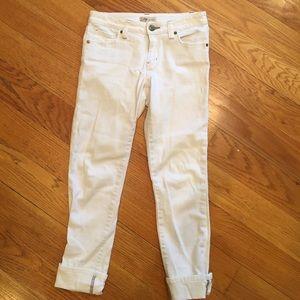 CAbi white jeans SALE