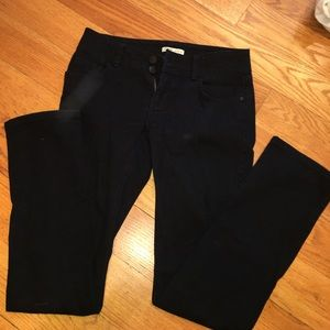 CAbi black baby boot jeans SALE