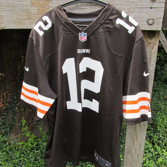 finest selection 68687 355ba Colt McCoy Cleveland Browns Jersey
