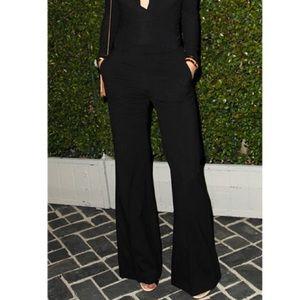 Zara flowing formal trousers