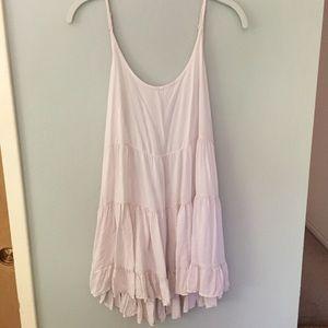 Brandy Melville pink jade dress