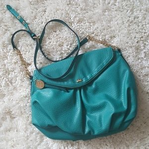 Authentic Turquoise Juicy Couture