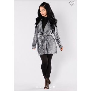 Sexy and lightweight duster jacket