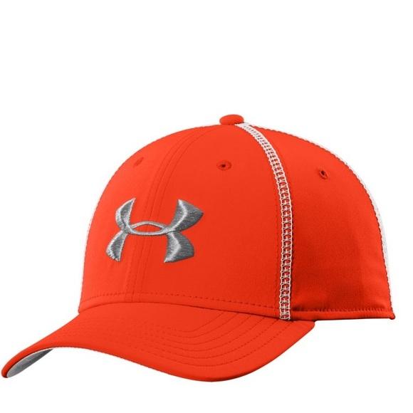 ea249c809a4 Under Armour Men s UA Huddle Stretch Fit Cap Hat