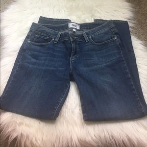 EXCELLENT CONDITION paige jimmy jimmy crop size 26