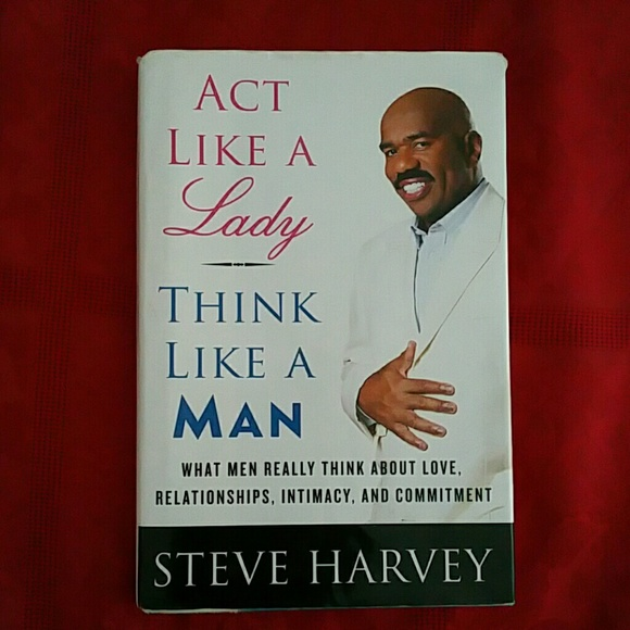 Steve harvey think like a man