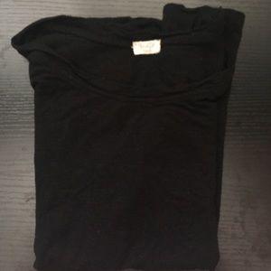 Brandy Melville simple black shirt