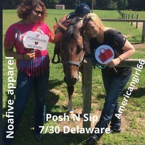 Posh N Sip Accessories - Had a BLAST-plenty of pictures.Posh N Sip 7/30