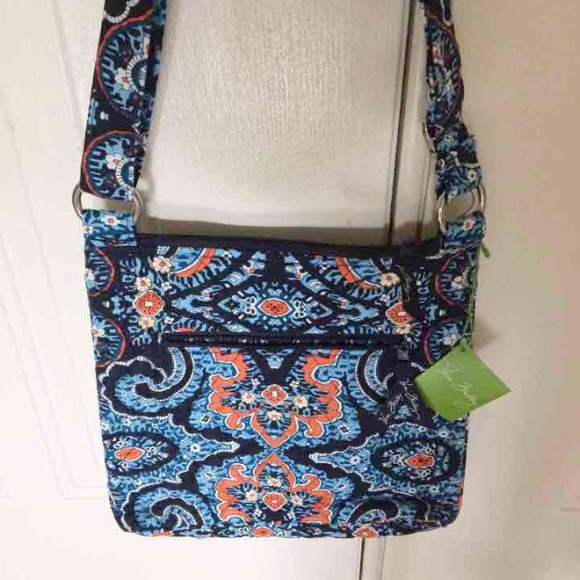 06e96e9c671c Vera Bradley Large Hipster Marrakesh New W Tag
