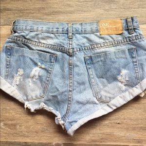 One Teaspoon Shorts - One Teaspoon Bandits