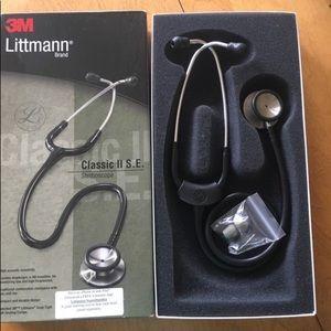 Other - Gentlyused 3M Littmann Classic II S.E. stethoscope