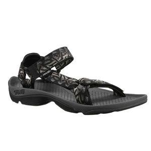 Teva Men's Sports Sandals Gray 9 Hiking Camping
