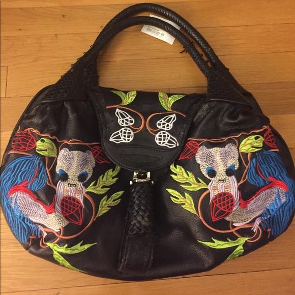 8766055d823f Fendi Handbags - Fendi squirrel spy bag