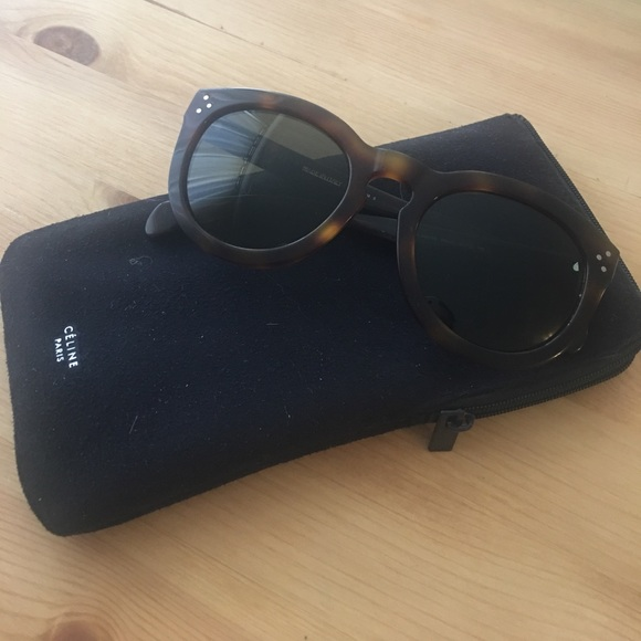 31b1705948d2 Celine Accessories - Authentic Celine sunglasses