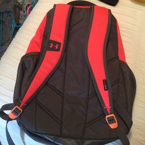 35e42b9a05d6 Under Armour Bags - Under armour backpack pinkish coral with orange