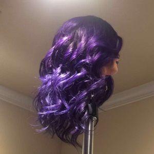 Accessories - Purple Haze Wig
