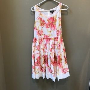 Dresses & Skirts - The limited floral fit and flare