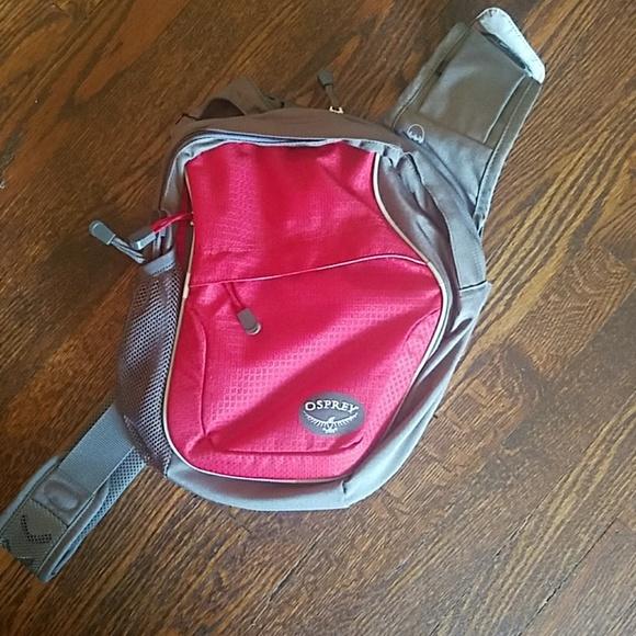 Osprey Bags   Veer Vertical Shoulder Bag   Poshmark fe6704acef
