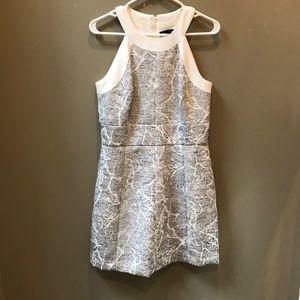 Dresses & Skirts - Banana republic grey dress