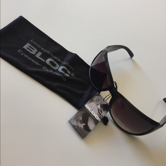factory outlets detailed look competitive price BLOC Sunglasses Boutique