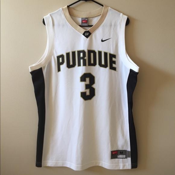 huge discount df465 7f950 Purdue University College Basketball Jersey 🏀