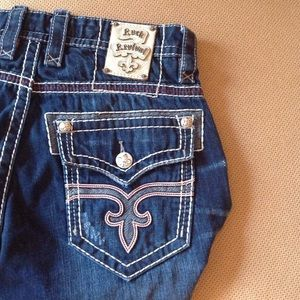 396bc9a0 Rock Revival Jeans - 😎 'Rock Revival -Authentic Grayson Straight' Jean
