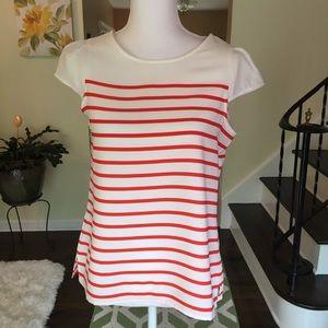 Ann Taylor Loft petites cap sleeve blouse size SP