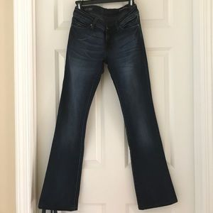 DL1961 CINDY SLIM BOOT JEANS!like new!EUC!🎀🌼🎀🌼