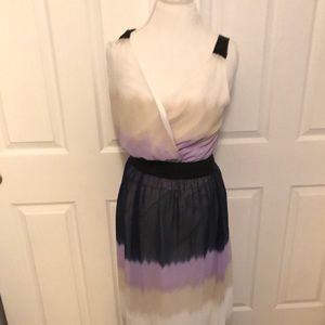 Price reduced!! Express Purple Ombré Maxi Dress
