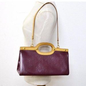 Louis Vuitton Roxbury 2 ways Shoulder Bag Handbag