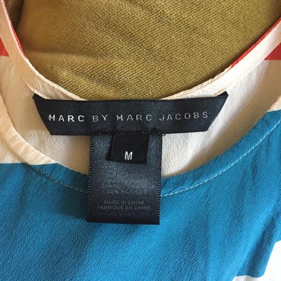 Marc By Marc Jacobs Dresses - Marc by Marc Jacobs striped Simone dress M