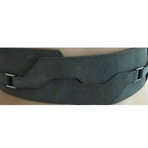 Accessories - Wrap around gray belt