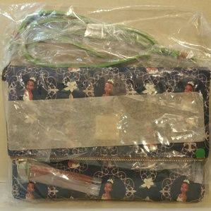 cd635fb8ad2 Dooney   Bourke Bags - Disney Princess Tiana Fold Over Crossbody ...