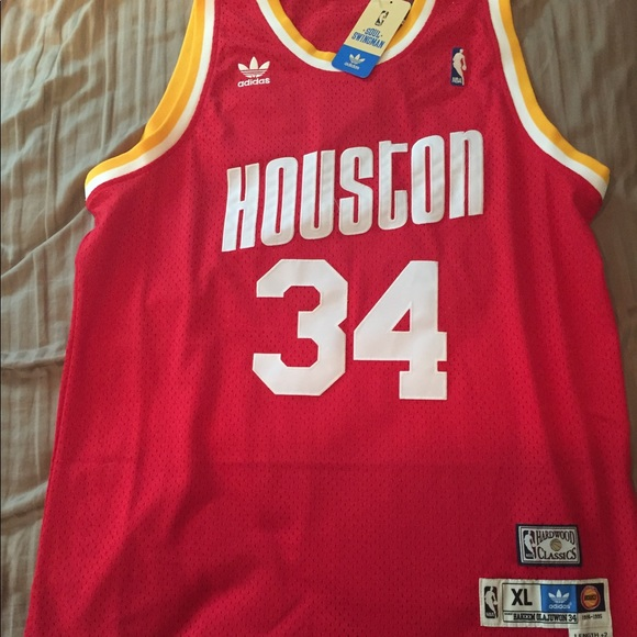 3dc2ec757 Adidas Other - Hakeem Olajuwon Houston Rockets Jersey