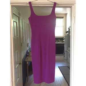 Diane Von Furstenberg purple Bridget dress 2/XS