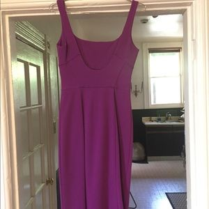 Diane Von Furstenberg Dresses - Diane Von Furstenberg purple Bridget dress 2/XS