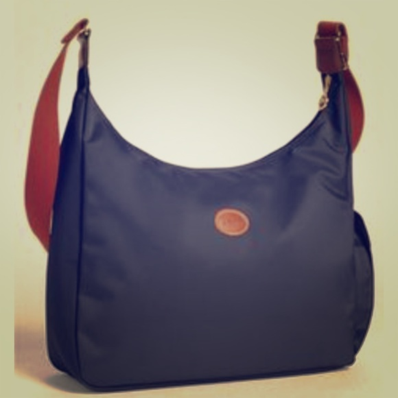 Discontinued Longchamp Le Pilage Hobo Style Bag