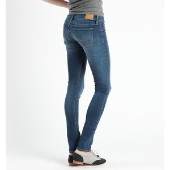124734a807815 Bullhead Denim - Dark Bullhead The 55 Denim Legging Jeans PacSun 1