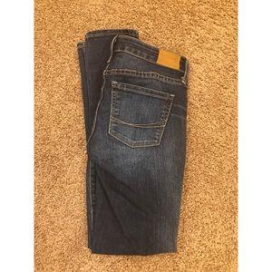 e00f178cce1c8 Bullhead Jeans - Dark Bullhead The 55 Denim Legging Jeans PacSun 1