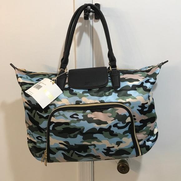 9f502b528d Aimee Kestenberg Florence travel tote laptop bag