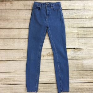 BDG Super High Rise Twig Ankle Jean