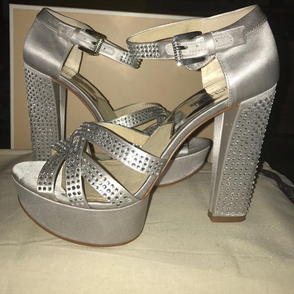 Michael Kors Shoes   Enola Platform