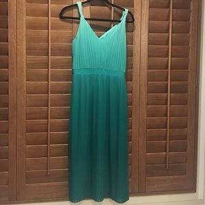Banana Republic Ombré dress