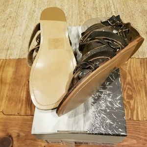 a154ea167f47 Roan Shoes - Roan Gretch Sandal - Black Rustic