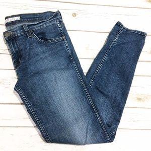 J Brand Bella Low Rise Skinny Jeans in Vivid