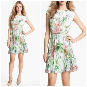 Ted Baker floral print Perlaa dress