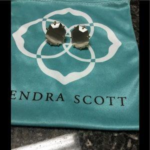 Kendra Scott slate Morgan Earrings